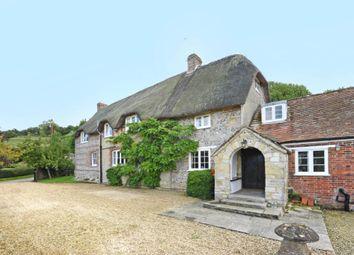 Thumbnail 4 bedroom detached house for sale in Ibberton, Blandford Forum, Dorset