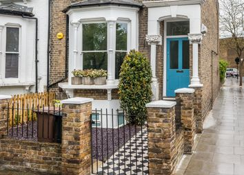 Thumbnail 3 bed flat for sale in Brooke Road, London