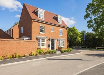 "Thumbnail 4 bed detached house for sale in ""Hertford"" at Whitby Road, Pickering"