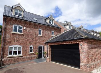 Thumbnail 5 bed detached house to rent in Flixton View, Oulton