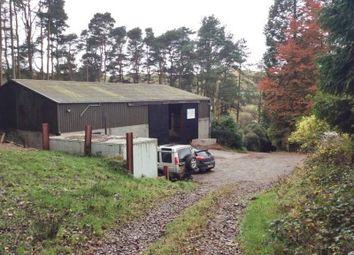 Thumbnail Parking/garage for sale in Y Goedwig, Aberystwyth