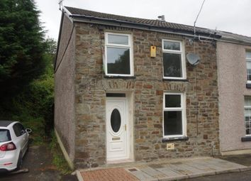 Thumbnail 3 bed terraced house for sale in Lower Terrace, Cwmparc