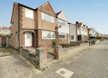 Thumbnail 3 bed detached house for sale in Mosslands Drive, Wallasey, Wirral, Cheshire