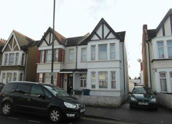 Thumbnail 4 bed flat to rent in Locket Road, Wealdstone, Harrow