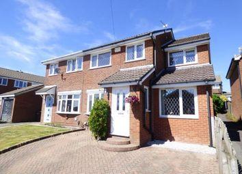 Thumbnail 4 bed semi-detached house for sale in Grassington Drive, Burnley, Lancashire