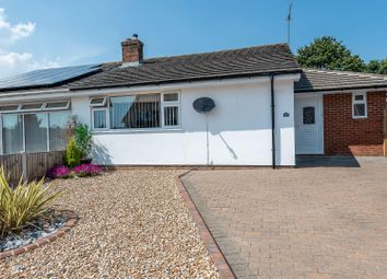 Thumbnail 3 bed semi-detached bungalow for sale in Meadow Road, Sturry, Canterbury