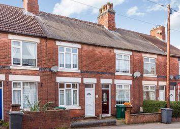 Thumbnail 2 bed terraced house for sale in Moira Road, Woodville, Swadlincote