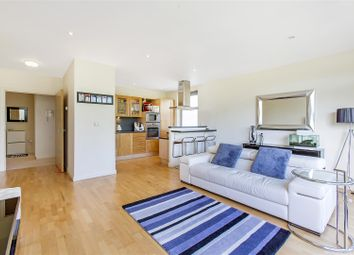 Thumbnail 2 bed flat for sale in Burr Road, London