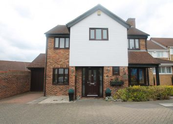 Thumbnail 4 bedroom detached house for sale in Morgan Way, Gwynne Park, Woodford Green