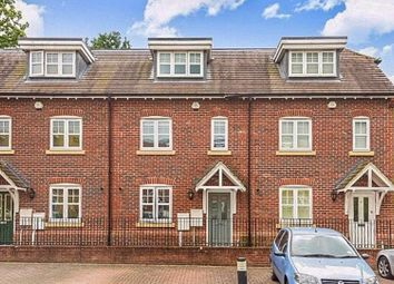Thumbnail 4 bed town house for sale in Rythe Close, Claygate, Esher