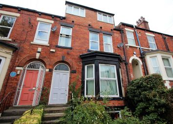 Thumbnail 9 bed terraced house to rent in Ash Grove, Hyde Park, Leeds
