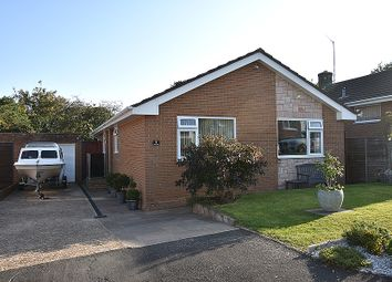 Thumbnail 2 bed detached bungalow for sale in Milletts Close, Exminster, Near Exeter