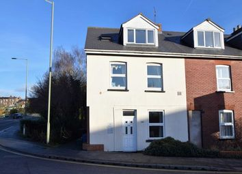 Thumbnail 1 bed flat to rent in Westexe South, Tiverton
