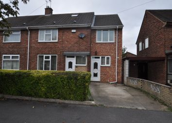 Thumbnail 4 bed semi-detached house for sale in Holm Garth Drive, Hull