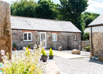Thumbnail 2 bed barn conversion for sale in Tremore Farm, Lanivet, Bodmin, Cornwall
