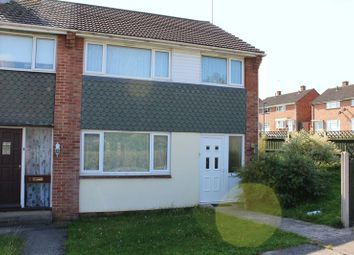 Thumbnail 3 bed end terrace house to rent in Chavenage, Kingswood, Bristol
