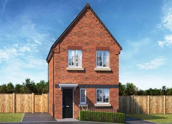 "3 bed property for sale in ""The Helmsley"" at Wellington Road, Northwood, Stoke-On-Trent ST1"