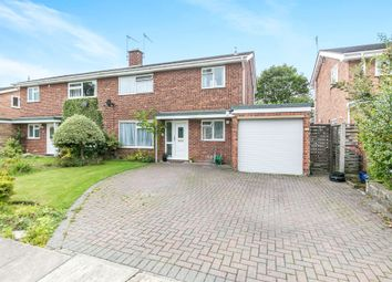 Thumbnail 3 bed semi-detached house for sale in North Lawn, Ipswich