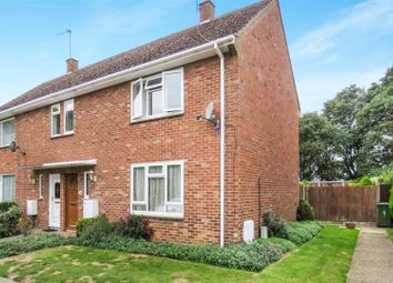 Thumbnail 2 bedroom semi-detached house for sale in Liberator Road, Upwood, Ramsey, Huntingdon