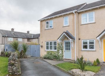 Thumbnail 3 bed end terrace house for sale in St. Oswalds View, Burneside, Kendal