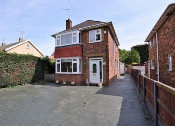 Thumbnail 3 bed detached house for sale in Raymond Road, Doncaster