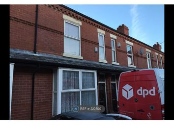 Thumbnail 3 bedroom terraced house to rent in Hartington Street, Manchester