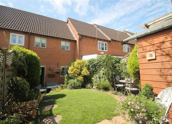 Thumbnail 2 bed terraced house for sale in Russett Way, Newent