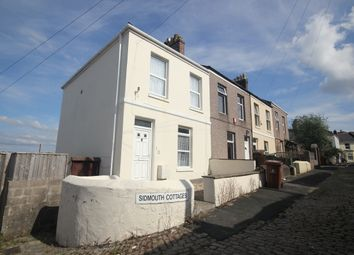 Thumbnail 2 bed end terrace house to rent in Sidmouth Cottages, Mutley Plain, Plymouth