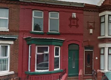 Thumbnail 2 bed terraced house to rent in Thornton Road, Bootle, Liverpool