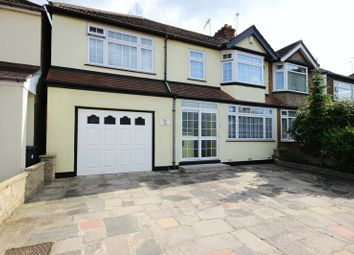 Thumbnail 5 bedroom semi-detached house for sale in Carterhatch Road, Enfield