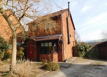 Thumbnail 3 bed detached house for sale in St Edmund Hall Close, Ramsbottom, Bury, Lancashire