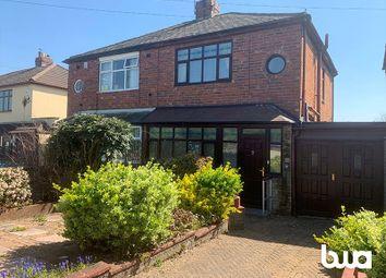Thumbnail 3 bed semi-detached house for sale in 16 Bradley Lane, Bilston