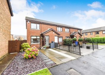 Thumbnail 2 bed end terrace house for sale in Castle Gait, Paisley