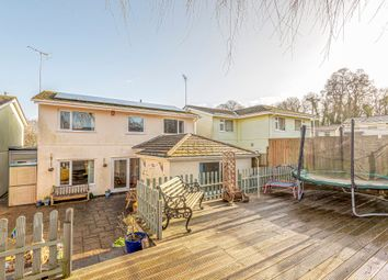 Thumbnail 5 bed detached house for sale in Stray Park, Yealmpton, Plymouth