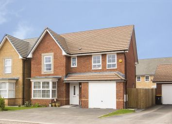 Thumbnail 4 bed detached house for sale in The Avenue, Cleppa Park, Coedkernew, Newport