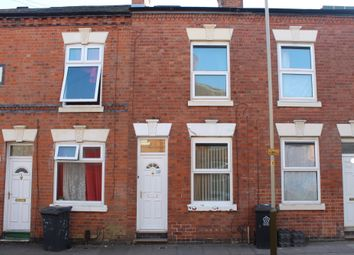 Thumbnail 3 bed terraced house for sale in Chandos Street, Highfields, Leicester