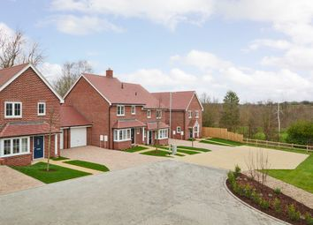 "Thumbnail 3 bed property for sale in ""The Elmswell"" at Monks Road, Earls Colne, Colchester"