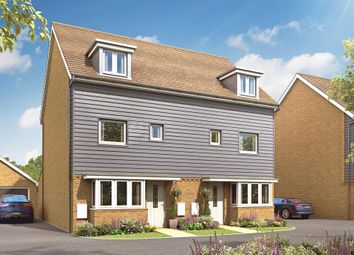 "4 bed semi-detached house for sale in ""Woodvale"" at Park Prewett Road, Basingstoke RG24"