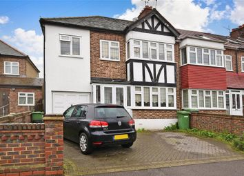 Thumbnail 4 bed end terrace house for sale in Brackley Square, Woodford Green, Essex