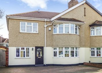 Thumbnail 4 bed semi-detached house for sale in Plymstock Road, Welling, Kent