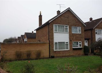 Thumbnail 3 bed detached house for sale in Fletchamstead Highway, Tile Hill, Coventry