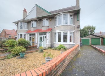 Thumbnail 4 bed semi-detached house for sale in Earlston Road, Wallasey