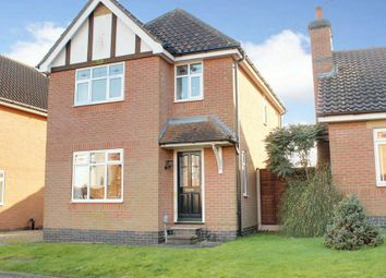 Thumbnail 3 bed detached house for sale in Berkshire Close, Beverley
