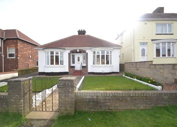 Thumbnail 2 bed detached bungalow for sale in Front Street South, Trimdon, Trimdon Station