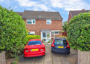Thumbnail 2 bed end terrace house to rent in Woollam Crescent, St. Albans, Hertfordshire