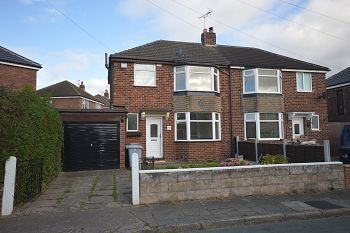 Thumbnail 3 bed semi-detached house to rent in Thirlmere Road, Crewe