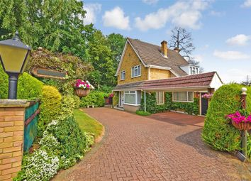 Thumbnail 3 bed detached house for sale in Blacklands Drive, East Malling, West Malling, Kent