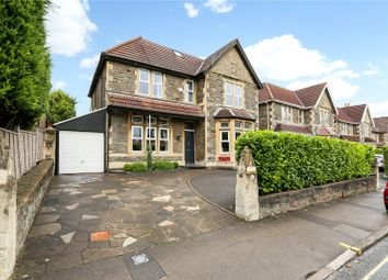 Thumbnail 5 bed detached house for sale in Wells Road, Knowle, Bristol