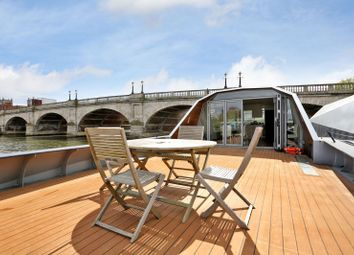 Thumbnail 2 bed houseboat to rent in Panther Quay, Kingston Upon Thames