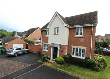 Thumbnail 4 bed detached house for sale in Berkeley Close, Pitstone, Leighton Buzzard